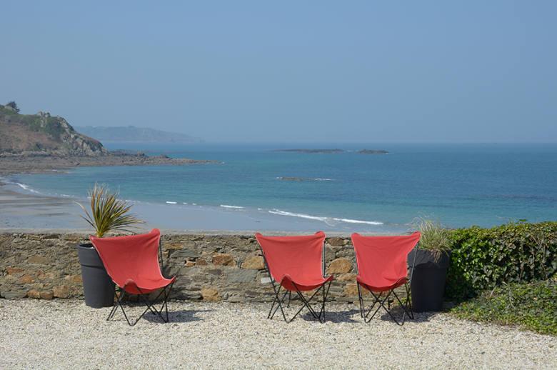 La Villa sur l Ocean - Location villa de luxe - Bretagne / Normandie - ChicVillas - 1