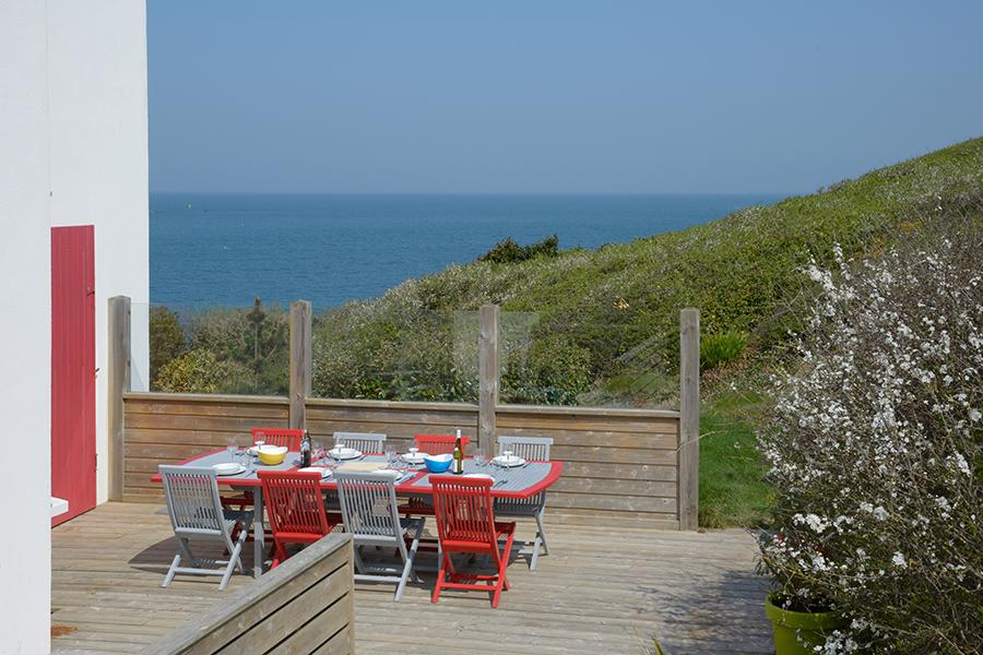 La Villa sur l Ocean - Location villa de luxe - Bretagne / Normandie - ChicVillas - 13