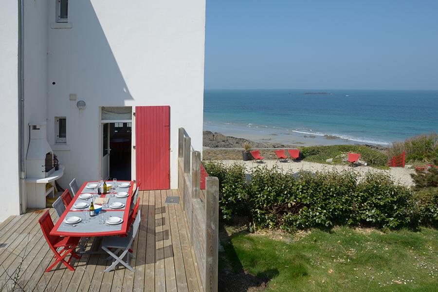La Villa sur l Ocean - Location villa de luxe - Bretagne / Normandie - ChicVillas - 14
