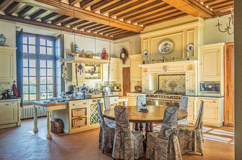 Le Chateau des Trophees - Location villa de luxe - Vallee de la Loire - ChicVillas - 16