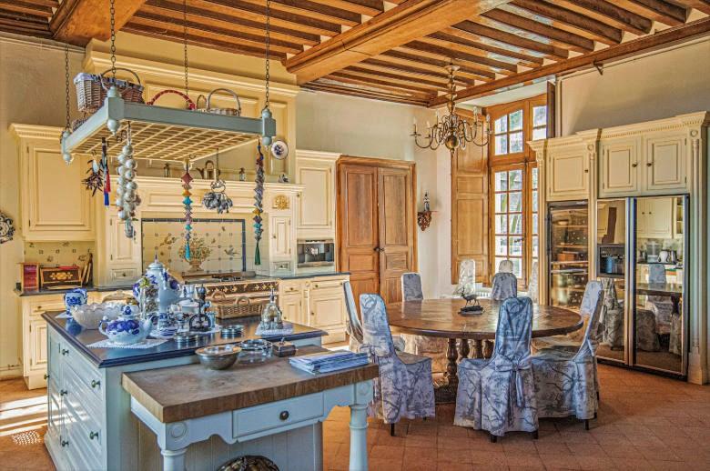 Le Chateau des Trophees - Luxury villa rental - Loire Valley - ChicVillas - 17