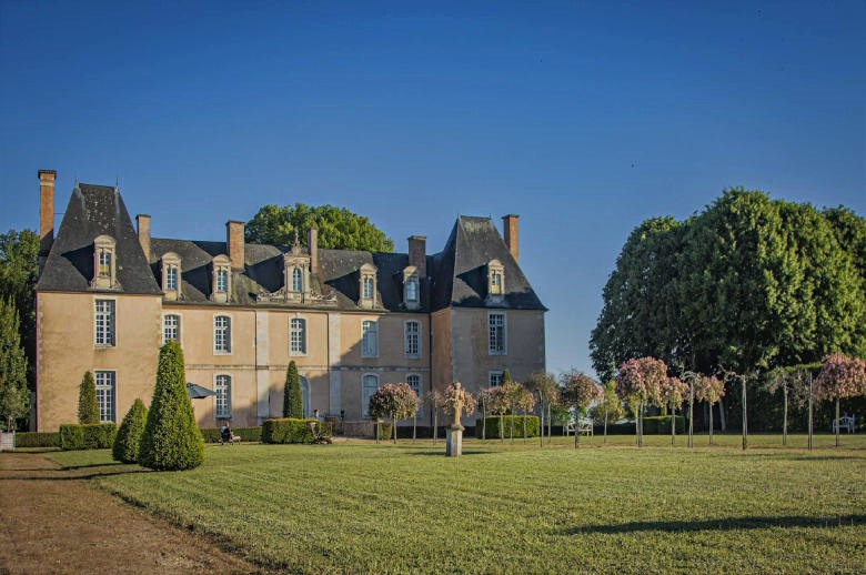 Le Chateau des Trophees - Luxury villa rental - Loire Valley - ChicVillas - 3