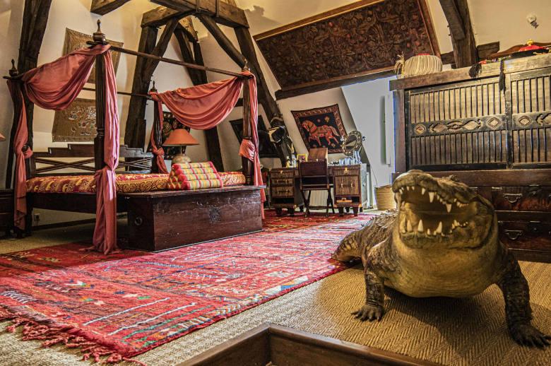 Le Chateau des Trophees - Location villa de luxe - Vallee de la Loire - ChicVillas - 31