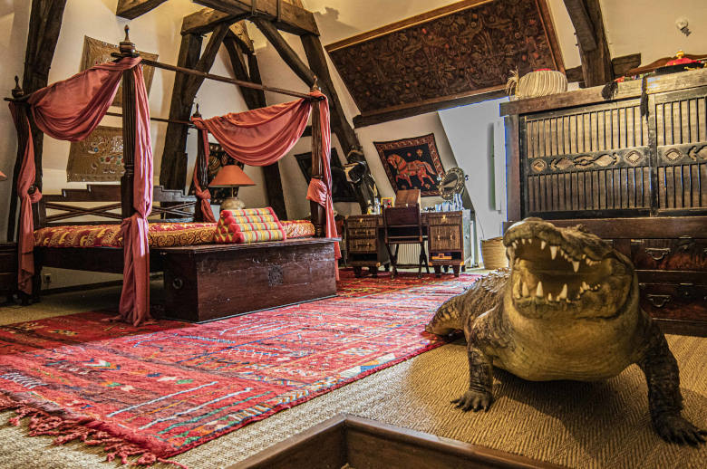 Le Chateau des Trophees - Luxury villa rental - Loire Valley - ChicVillas - 31