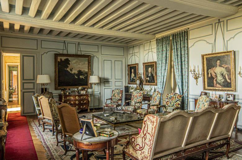 Le Chateau des Trophees - Location villa de luxe - Vallee de la Loire - ChicVillas - 6