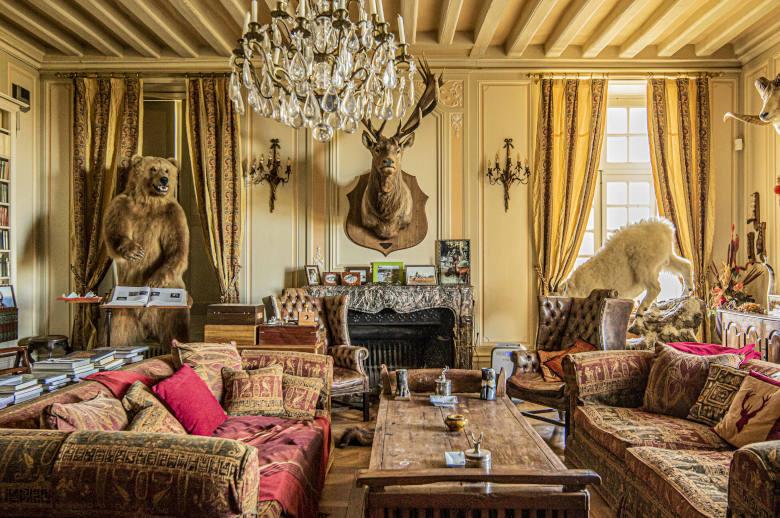 Le Chateau des Trophees - Location villa de luxe - Vallee de la Loire - ChicVillas - 8