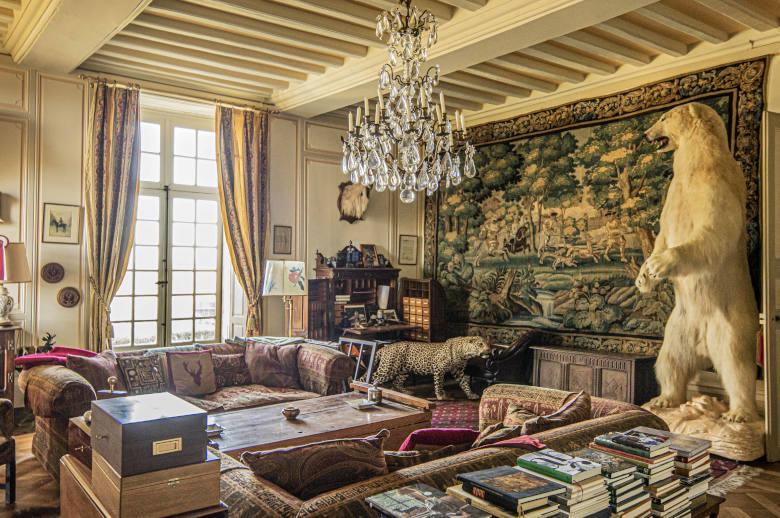 Le Chateau des Trophees - Location villa de luxe - Vallee de la Loire - ChicVillas - 9