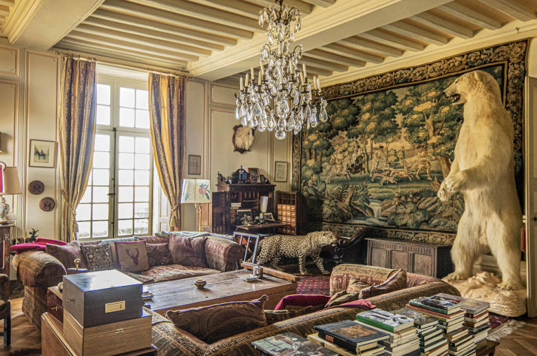 Le Chateau des Trophees - Luxury villa rental - Loire Valley - ChicVillas - 9