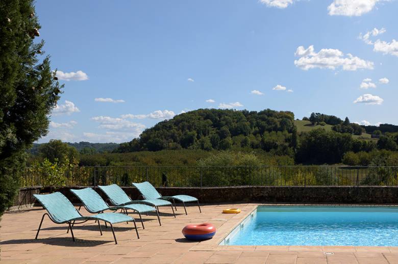Les Balcons de Dordogne - Location villa de luxe - Dordogne / Garonne / Gers - ChicVillas - 27