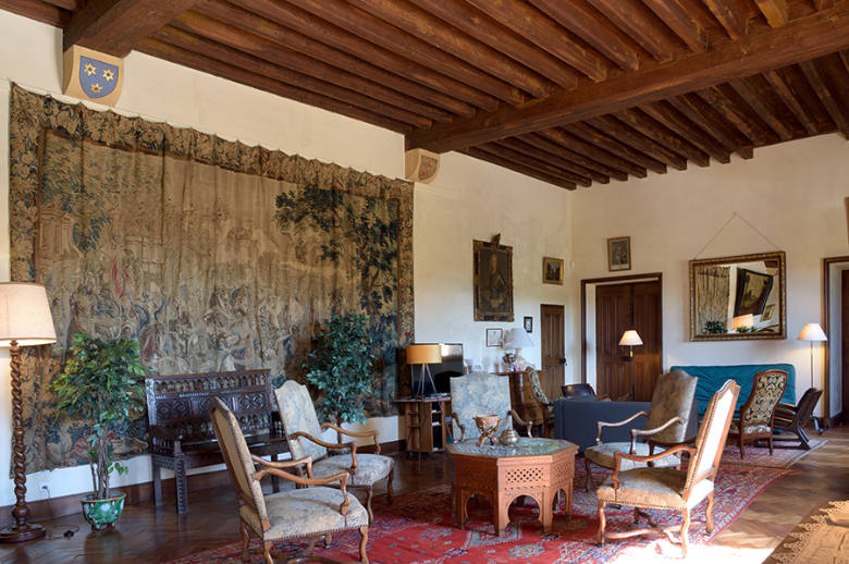 Les Balcons de Dordogne - Location villa de luxe - Dordogne / Garonne / Gers - ChicVillas - 6