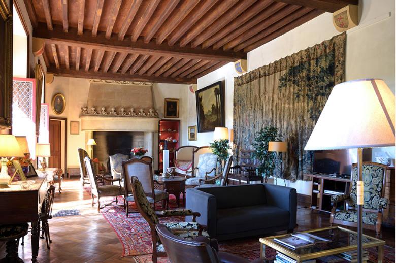 Les Balcons de Dordogne - Location villa de luxe - Dordogne / Garonne / Gers - ChicVillas - 9
