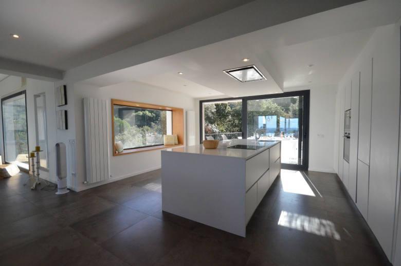 Les Balcons de Sa Riera - Luxury villa rental - Catalonia (Sp.) - ChicVillas - 10