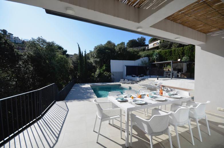 Les Balcons de Sa Riera - Luxury villa rental - Catalonia (Sp.) - ChicVillas - 3