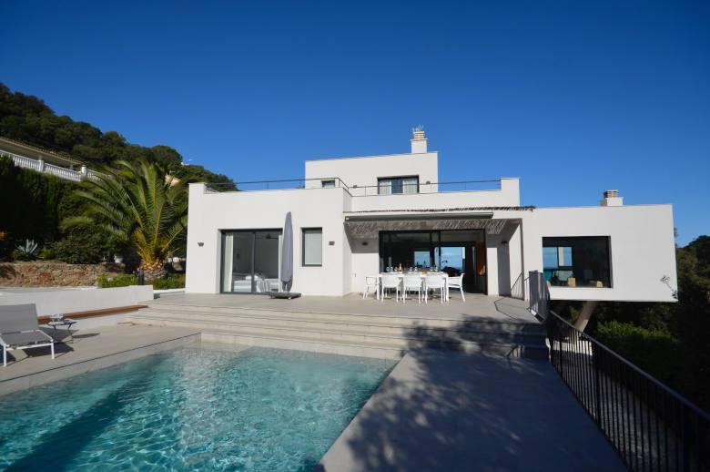 Les Balcons de Sa Riera - Luxury villa rental - Catalonia (Sp.) - ChicVillas - 32