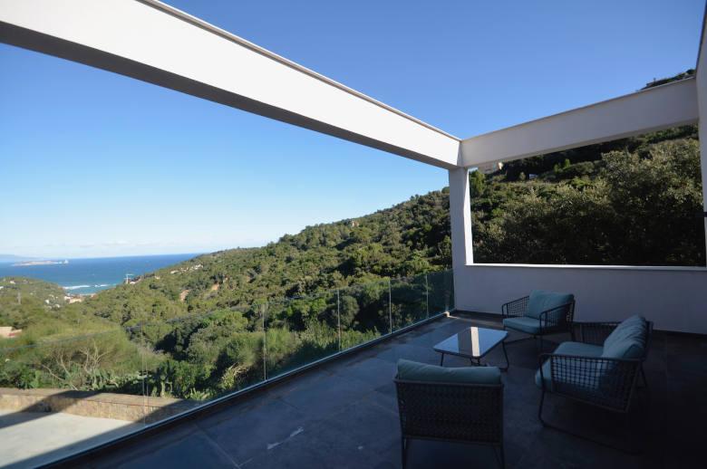 Les Balcons de Sa Riera - Luxury villa rental - Catalonia (Sp.) - ChicVillas - 4