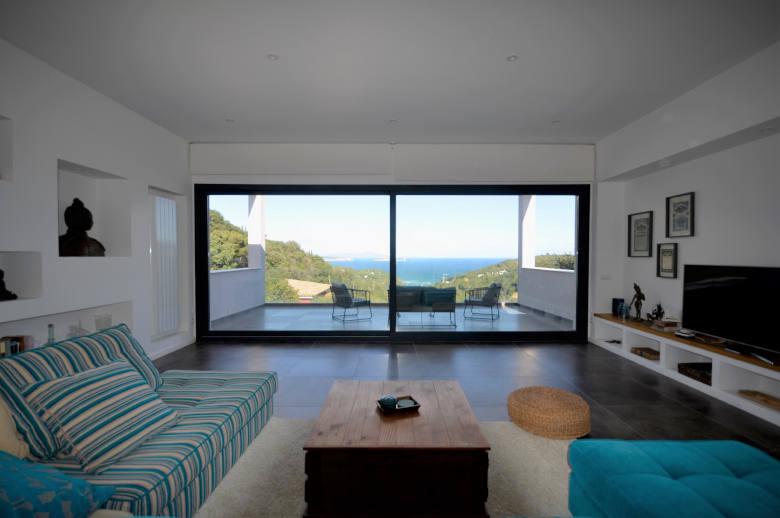 Les Balcons de Sa Riera - Luxury villa rental - Catalonia (Sp.) - ChicVillas - 6