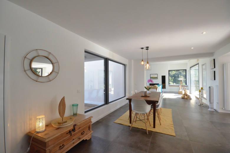 Les Balcons de Sa Riera - Luxury villa rental - Catalonia (Sp.) - ChicVillas - 8