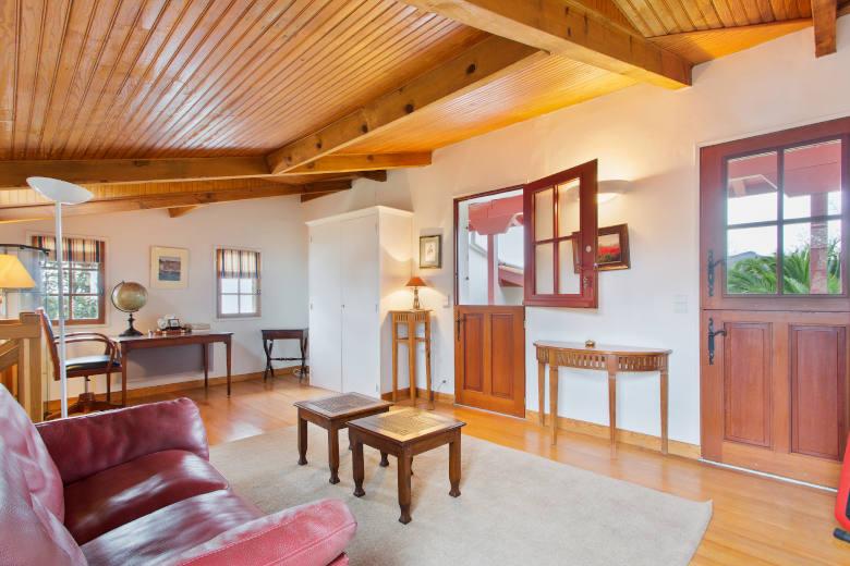 Les Portes de Saint Jean - Location villa de luxe - Aquitaine / Pays Basque - ChicVillas - 27