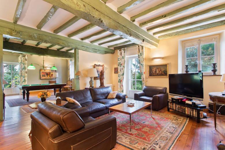 Les Portes de Saint Jean - Location villa de luxe - Aquitaine / Pays Basque - ChicVillas - 3
