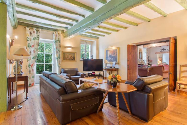 Les Portes de Saint Jean - Location villa de luxe - Aquitaine / Pays Basque - ChicVillas - 6