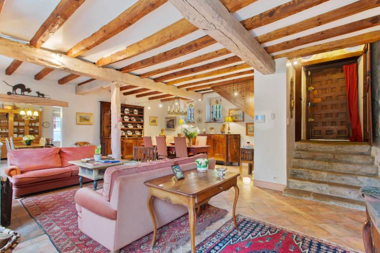 Les Portes de Saint Jean - Location villa de luxe - Aquitaine / Pays Basque - ChicVillas - 7