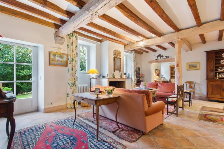 Les Portes de Saint Jean - Location villa de luxe - Aquitaine / Pays Basque - ChicVillas - 8