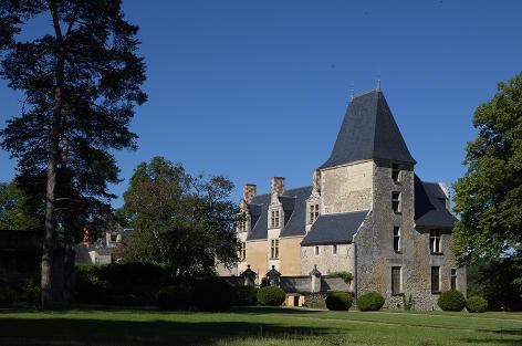 Louez un château en Loire Anjou Touraine