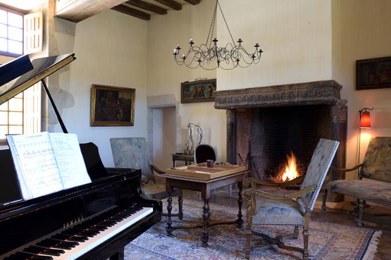 Majestic Loire Valley - Luxury villa rental - Loire Valley - ChicVillas - 10