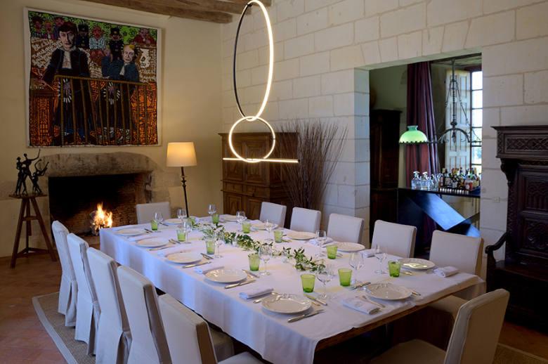 Majestic Loire Valley - Luxury villa rental - Loire Valley - ChicVillas - 11