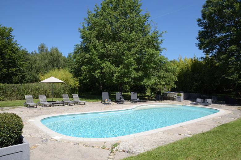 Majestic Loire Valley - Luxury villa rental - Loire Valley - ChicVillas - 3