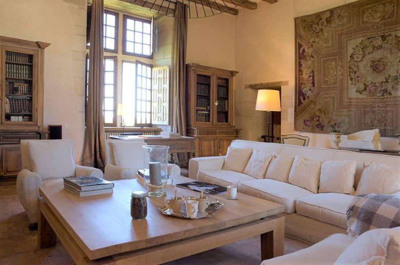 Majestic Loire Valley - Luxury villa rental - Loire Valley - ChicVillas - 8