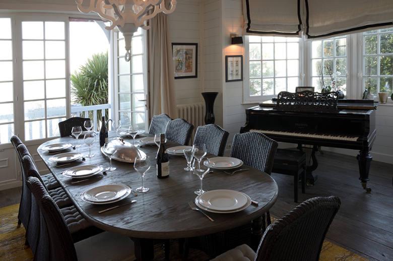 Manoir Esprit Normandie - Location villa de luxe - Bretagne / Normandie - ChicVillas - 11