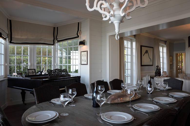 Manoir Esprit Normandie - Location villa de luxe - Bretagne / Normandie - ChicVillas - 12