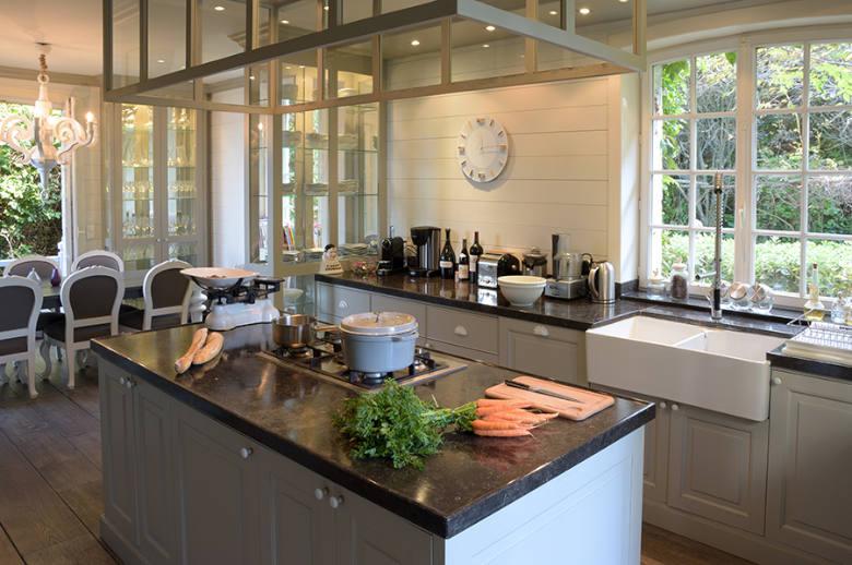 Manoir Esprit Normandie - Location villa de luxe - Bretagne / Normandie - ChicVillas - 15