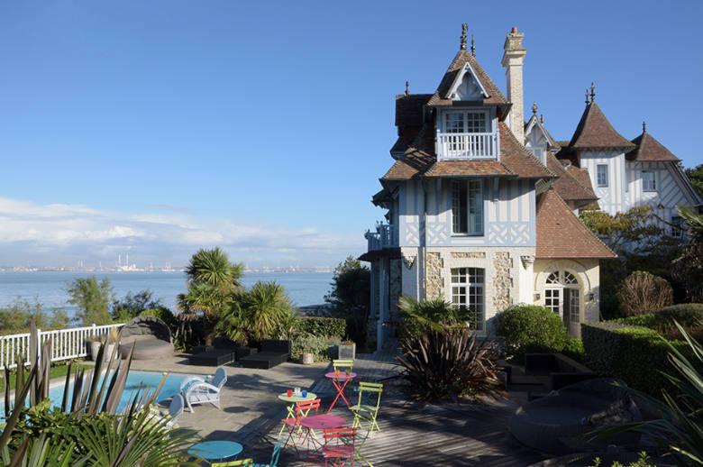 Manoir Esprit Normandie - Location villa de luxe - Bretagne / Normandie - ChicVillas - 3