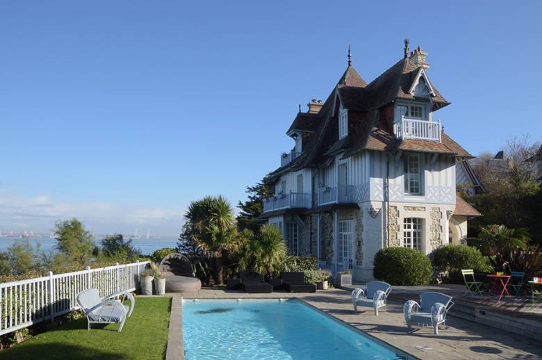 Manoir Esprit Normandie - Location villa de luxe - Bretagne / Normandie - ChicVillas - 35