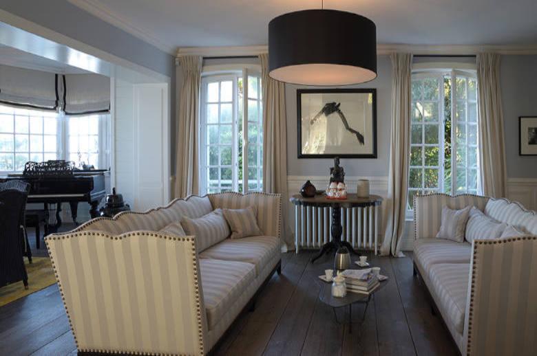 Manoir Esprit Normandie - Location villa de luxe - Bretagne / Normandie - ChicVillas - 5