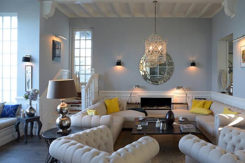 Manoir Esprit Normandie - Location villa de luxe - Bretagne / Normandie - ChicVillas - 6
