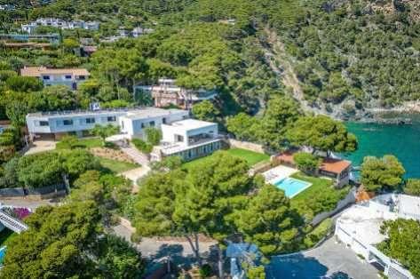 Maison à louer bord de mer Méditerranée
