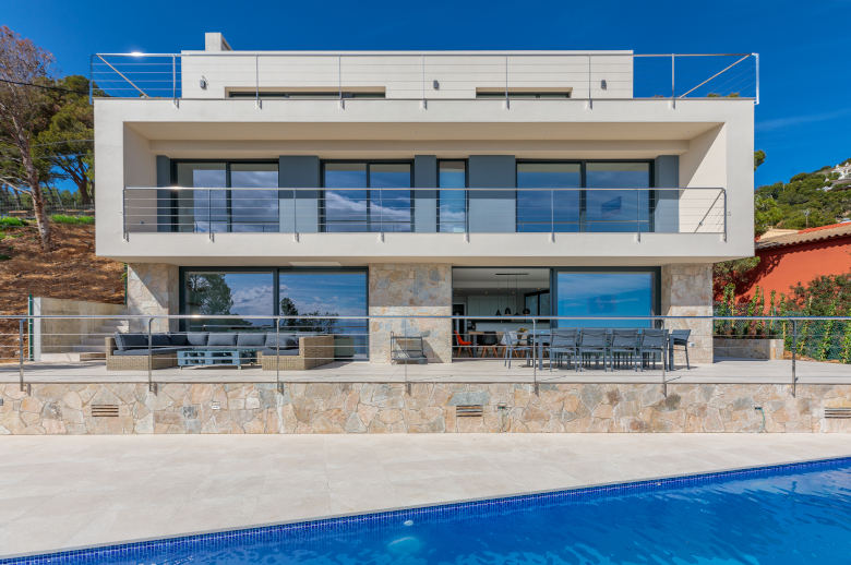 New Style Costa Brava - Location villa de luxe - Catalogne (Esp.) - ChicVillas - 3