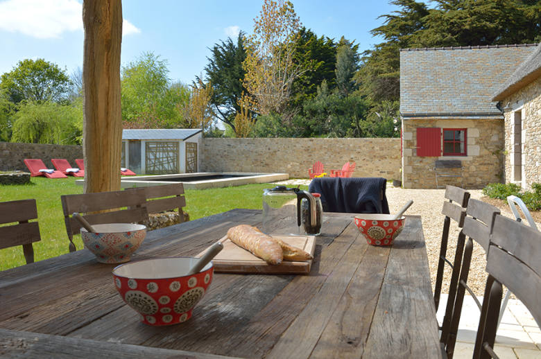 Plage ou Golfe - Luxury villa rental - Brittany and Normandy - ChicVillas - 12