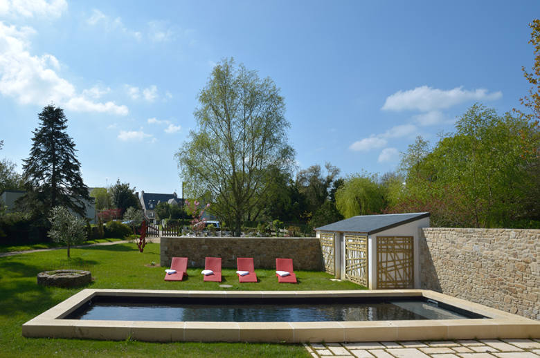 Plage ou Golfe - Luxury villa rental - Brittany and Normandy - ChicVillas - 15