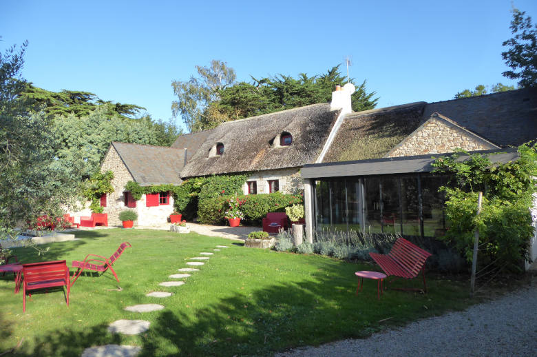 Plage ou Golfe - Luxury villa rental - Brittany and Normandy - ChicVillas - 2