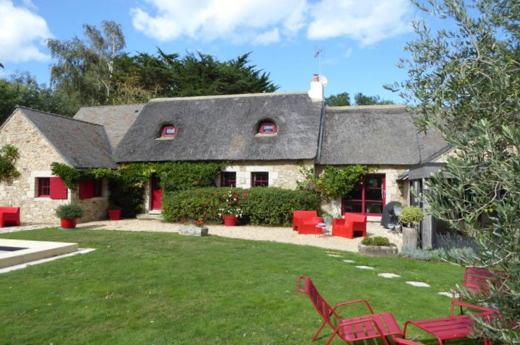 Plage ou Golfe - Luxury villa rental - Brittany and Normandy - ChicVillas - 23