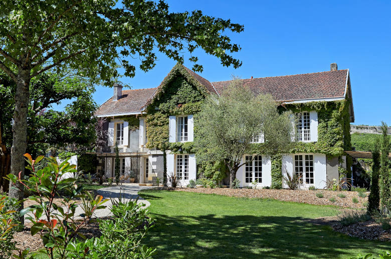 Pure Wine Retreat - Location villa de luxe - Aquitaine / Pays Basque - ChicVillas - 1
