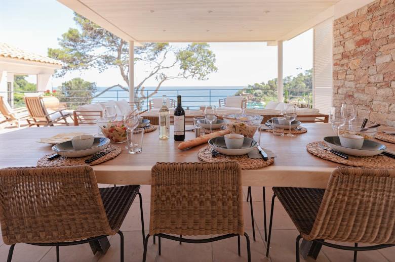 Sa Riera Direct Plage 18 Pers - Luxury villa rental - Catalonia (Sp.) - ChicVillas - 10