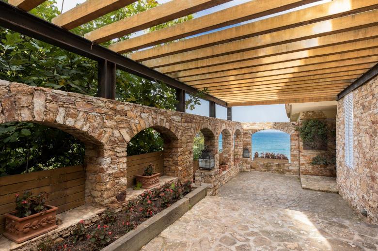 Sa Riera Direct Plage 18 Pers - Luxury villa rental - Catalonia (Sp.) - ChicVillas - 16