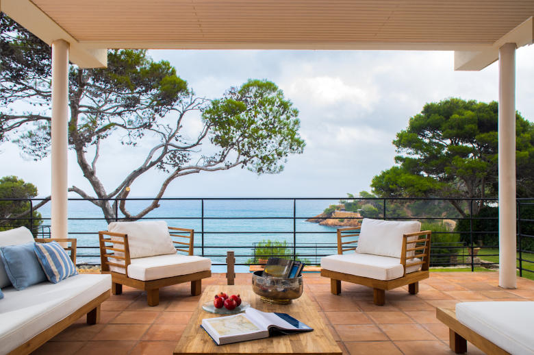 Sa Riera Direct Plage 18 Pers - Luxury villa rental - Catalonia (Sp.) - ChicVillas - 2