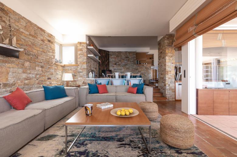 Sa Riera Direct Plage 18 Pers - Luxury villa rental - Catalonia (Sp.) - ChicVillas - 6