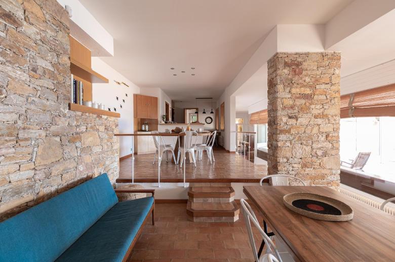 Sa Riera Direct Plage 18 Pers - Luxury villa rental - Catalonia (Sp.) - ChicVillas - 7